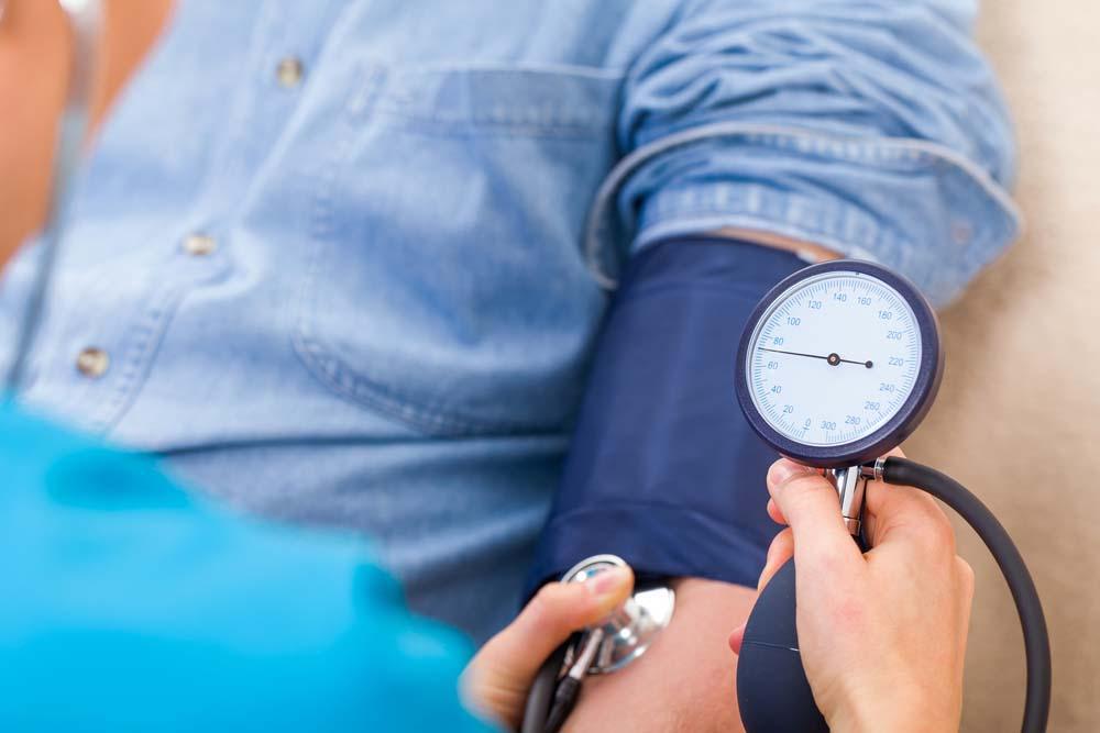 Sirop de glucose et tension artérielle