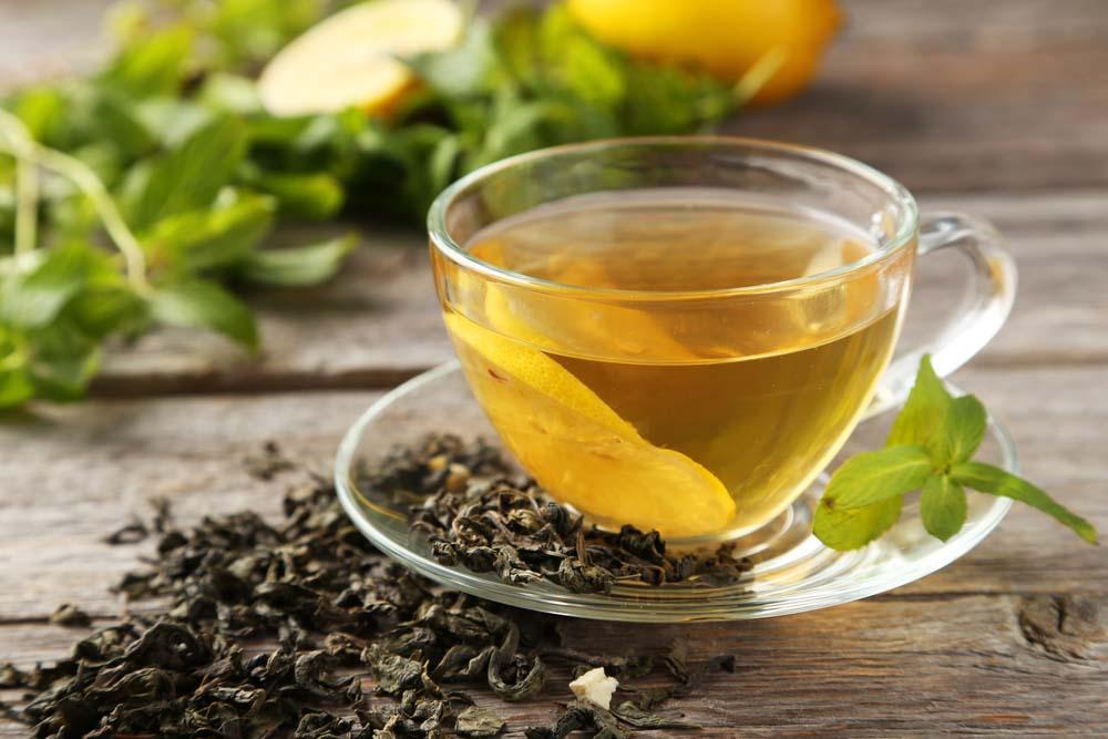 Thé vert brûleur de graisse