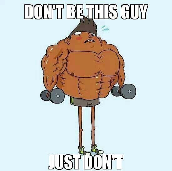 Travaillez tous les groupes musculaires