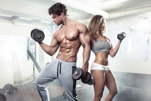 La musculation sculpte notre corps