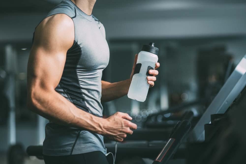 Hydratez vous pour avoir un bon physique