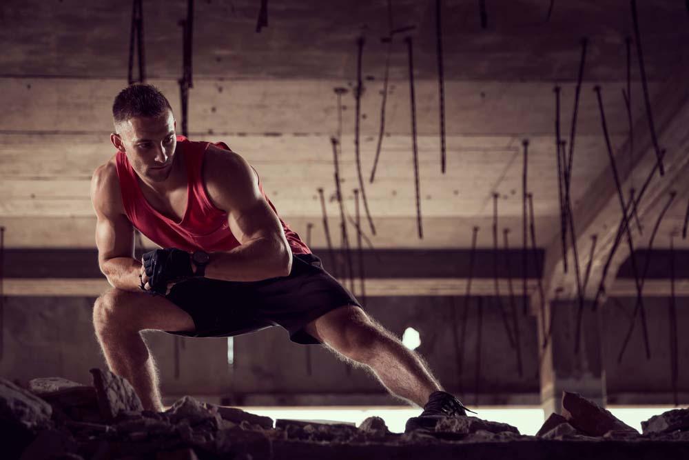échauffement pour la musculation