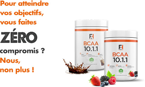 BCAA 10.1.1 Fit & Healthy - Acides aminés