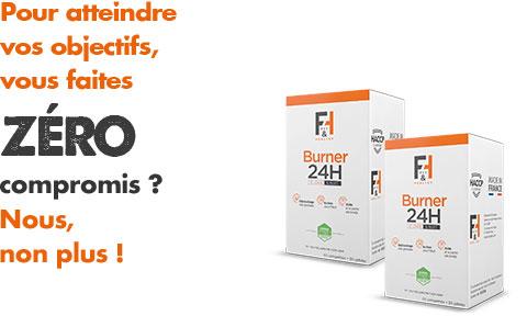 Burner 24H - Fit & Healthy - Fat Burner | Toutelanutrition