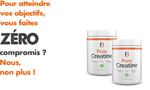 Pure Créatine - Fit & Healthy