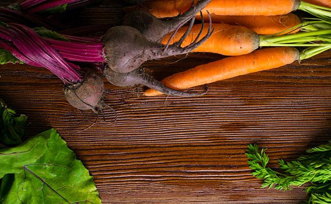 Aliments riche en bêta-carotène