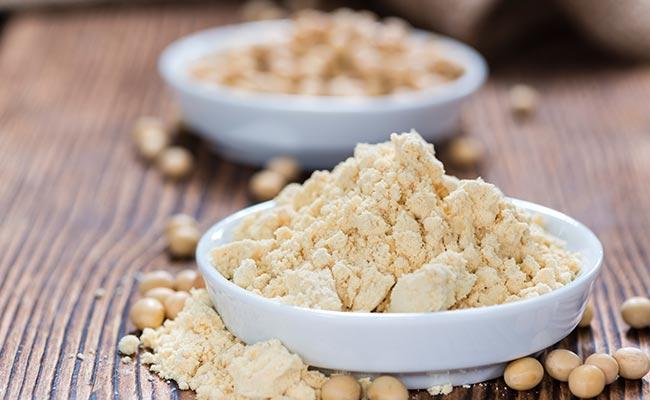 Protéine de soja en poudre