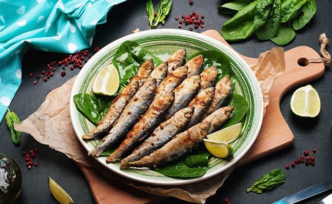 Les sardines, excellente source de nutriments