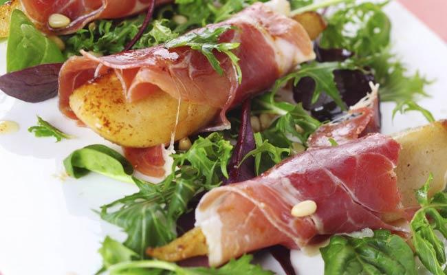 Wraps à l'italienne