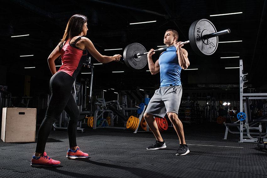 Les principaux exercices en CrossFit