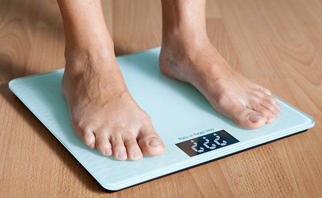 Balance de mesure de poids