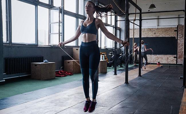 La corde à sauter : un exercice cardio !