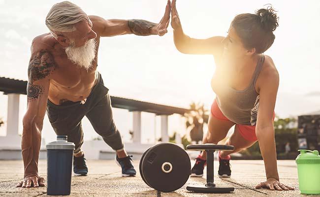 Les besoins en protéine augmentent avec l'âge