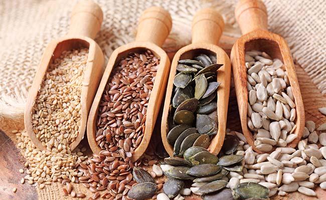 Oléagineux et graines