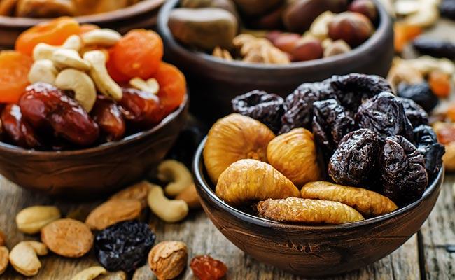 Les fruits secs optimisent la récupération