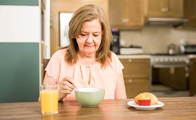 Déficience nutritionnelle des séniors