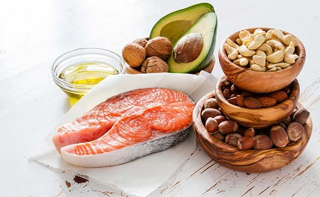 Graisses saturées et alimentation saine