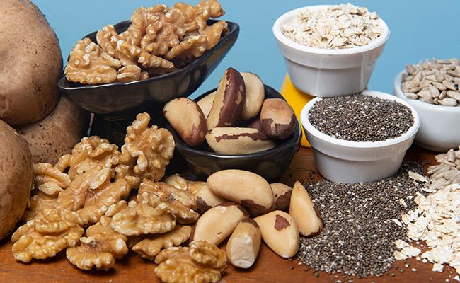Sources alimentaires de cuivre