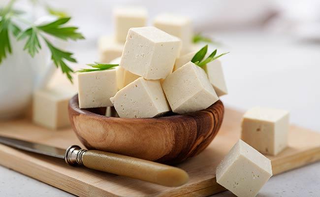 Le tofu, riche en valine