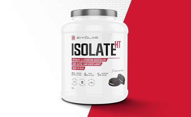 Isolate HT - Eiyolab