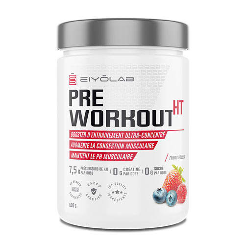 Pre Workout HT Eiyolab