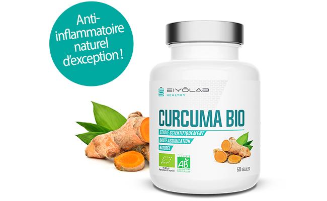Curcuma Bio Eiyolab