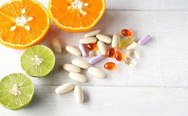 Multivitamines et fruits