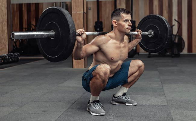 Le squat, un mouvement de base