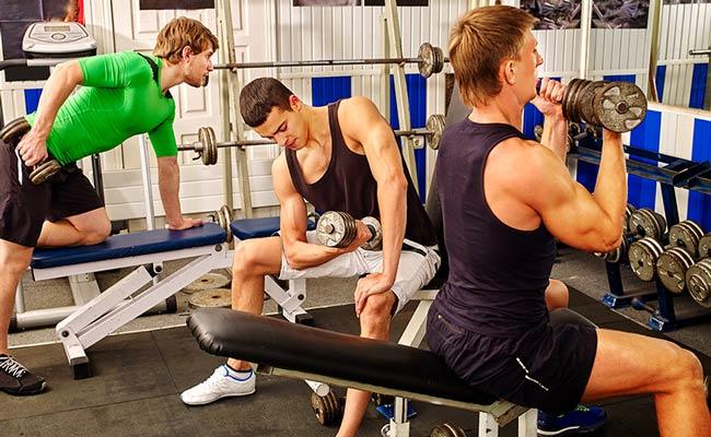 Bancs de musculation plein