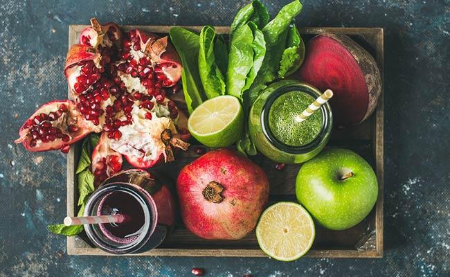 Fruits et légumes conseillés pour la détox