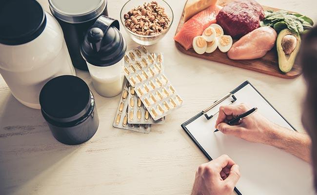 Glossaire nutrition sportive