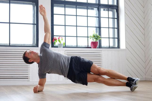 L'entraînement des épaules sans matériel
