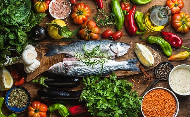 Les aliments du régime méditerranéen