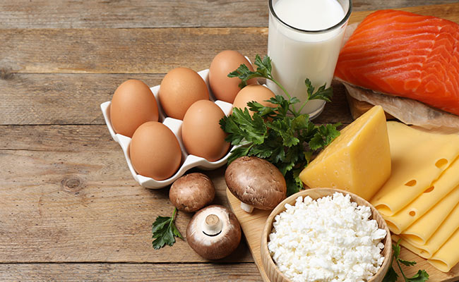 Sources d'aliments riches en calcium