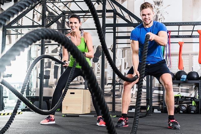 Les exercices de musculation