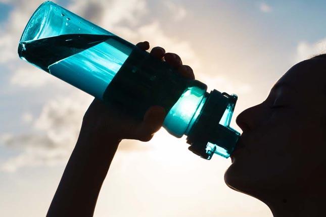 L'hydratation et la musculation