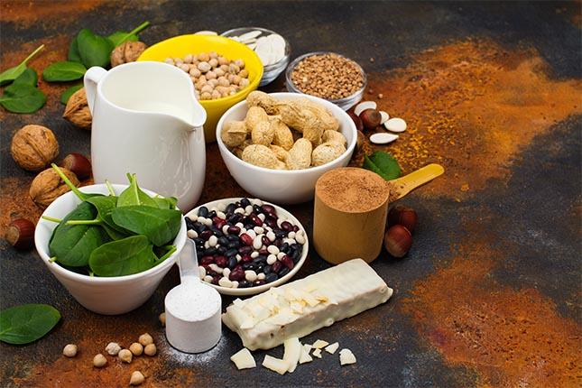 Les principes de la nutrition sportive