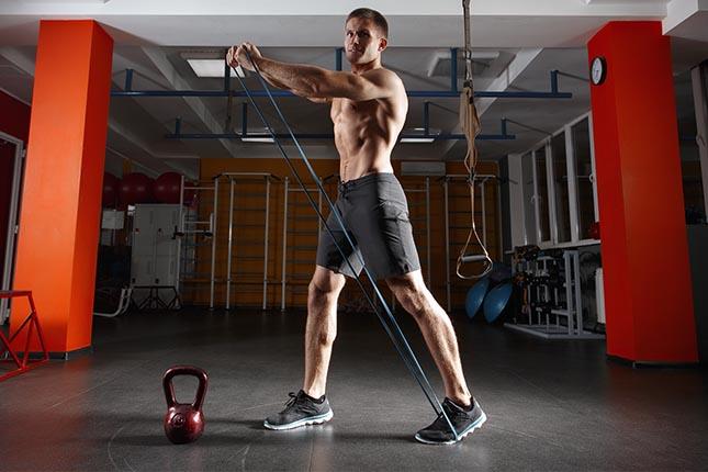 Musculation niveau avancé