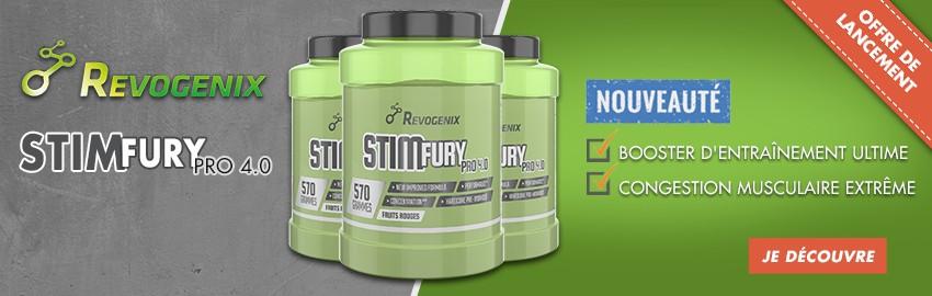 Nouveauté Revogenix : Stimfury Pro 4.0